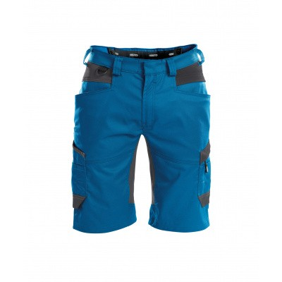 Dassy short AXIS | 250082 | azuurblauw/antracietgrijs