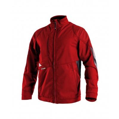 Dassy jas ATOM | 300403 | rood/zwart