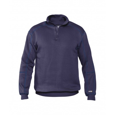 Foto van Dassy sweater FELIX | 300270 | marineblauw