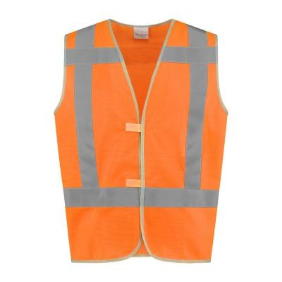 Foto van Bestex Veiligheidsvest oranje RWS| VVRWS100 | 014-oranje