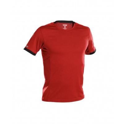 Foto van Dassy t-shirt NEXUS | 710025 | rood/zwart