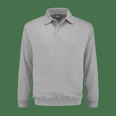 Foto van Indushirt PSO 300 (OCS) Polosweater grijs