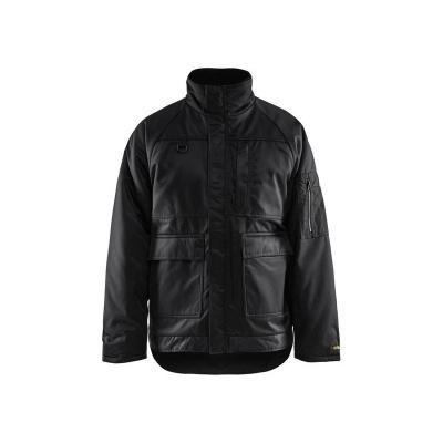 Blaklader 480019009900 winterparka zwart, XL