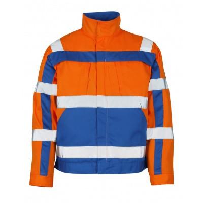 Mascot Cameta | 7109-860 | 01411-hi-vis oranje/korenblauw