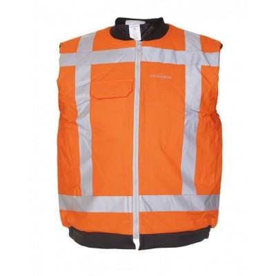Foto van Hydrowear Odley bodywarmer rws | 019033-14 | oranje