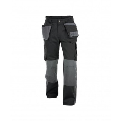 Dassy broek SEATTLE | 200428 | zwart/cementgrijs