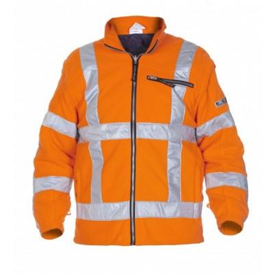 Hydrowear Franeker fleecejack rws | 04026005F-14 | oranje