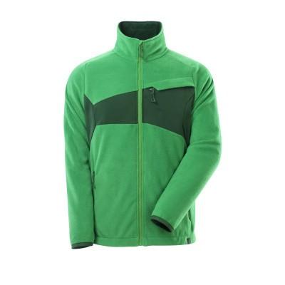 Mascot 18303-137 Fleecejack gras groen/groen
