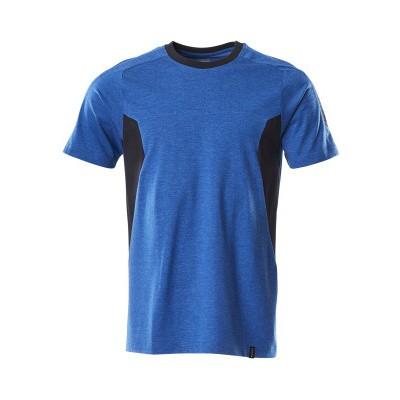Mascot 18382-959 T-shirt azur blauw/donker marine