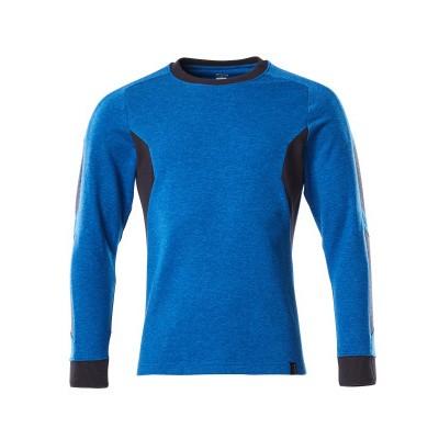 Foto van Mascot 18384-962 Sweatshirt azur blauw/donker marine