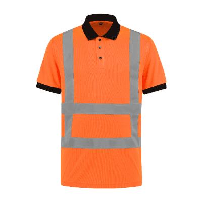 Foto van Poloshirt RWS 100% polyester| PSRWS100 | 014-oranje