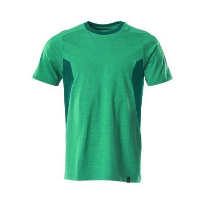 Mascot 18382-959 T-shirt gras groen/groen