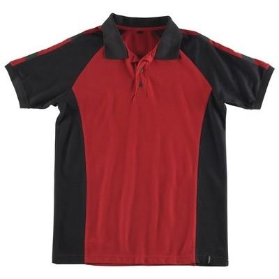 Foto van Mascot Bottrop poloshirt rood/zwart   50569-961
