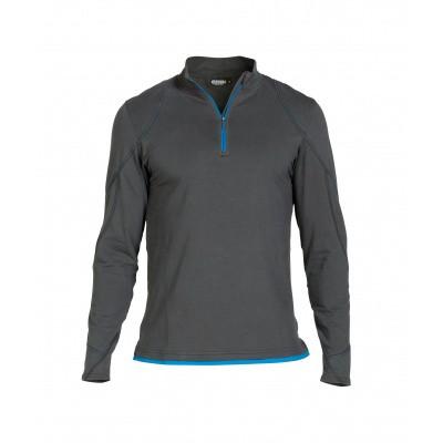 Foto van Dassy t-shirt SONIC | 710012 | antracietgrijs/azuurblauw