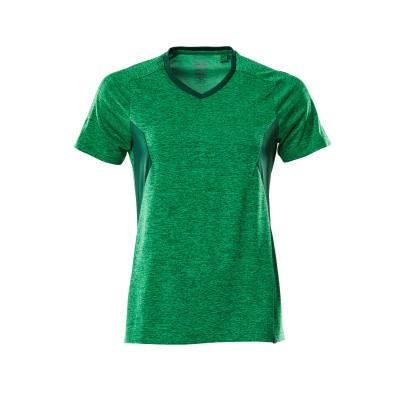 Mascot 18092-801 T-shirt gras groen/groen