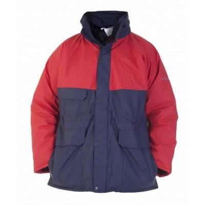 Hydrowear Scalby Regenjas | 016399-12 | marine/rood