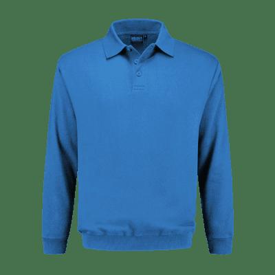 Foto van Indushirt PSO 300 (OCS) Polosweater korenblauw