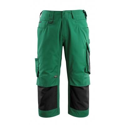 Mascot Altona 3/4e werkbroek | 14149-442 | 0309-groen/zwart