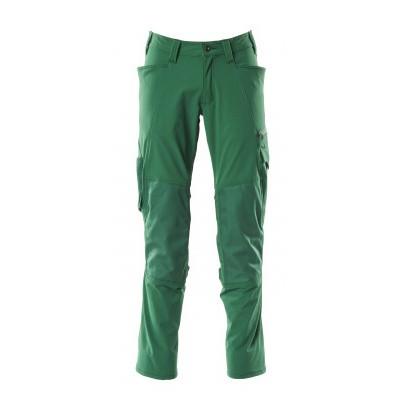 Mascot 18479-311 Broek met kniezakken groen