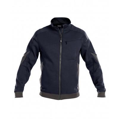 Dassy sweater VELOX | 300450 | nachtblauw/antracietgrijs