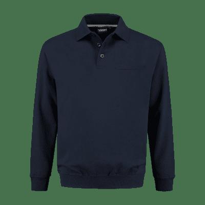 Foto van Indushirt PSW 300 Polosweater marine