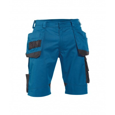 Dassy short BIONIC | 2500712 | azuurblauw/antracietgrijs
