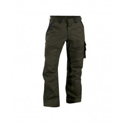 Dassy broek STARK | 200721 | olijfgroen/zwart