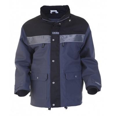Hydrowear Kiel parka | 04026022P-988 | zwart/grijs