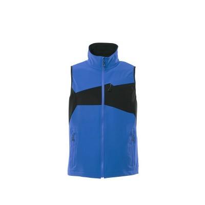 Mascot 18365-511-91010 zomerbodywarmer azur blauw/donker marine