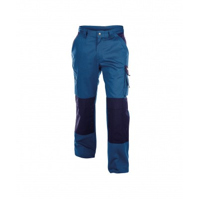 Foto van Dassy broek BOSTON | 200426 | korenblauw/marineblauw