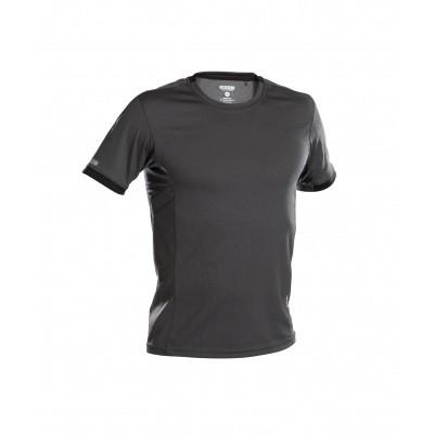 Foto van Dassy t-shirt NEXUS | 710025 | antracietgrijs/zwart