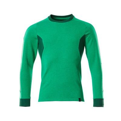 Foto van Mascot 18384-962 Sweatshirt gras groen/groen