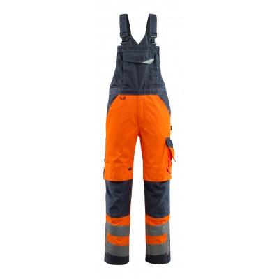 Mascot Newcastle | 15569-860 | 014010-hi-vis oranje/donkermarine