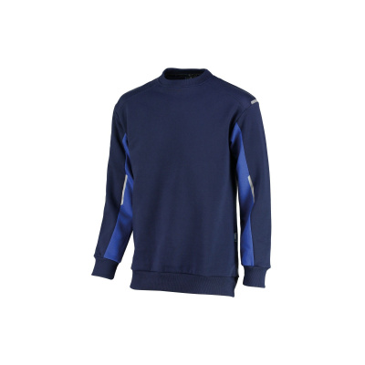 Orcon sweatshirt Ronald 34400/803, L, marine/korenblauw