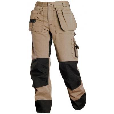Blaklader Heavy Duty werkbroek 1580-1380-2399, kaki zwart, C48
