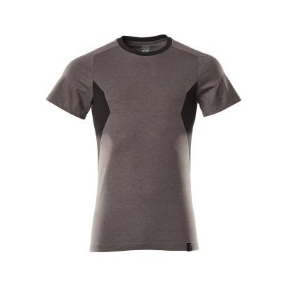 Mascot 18082-250 T-shirt donker antraciet/zwart