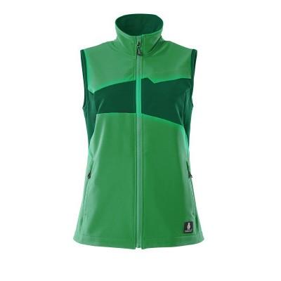 Mascot 18375-511 Bodywarmer gras groen/groen