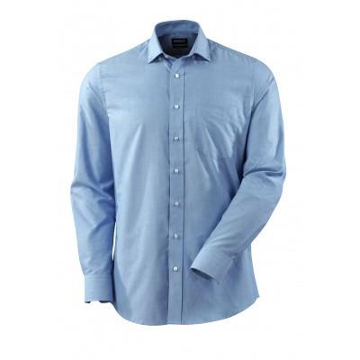 Overhemd Oxford, moderne pasvorm, l. mou | 50629-988 | 071-lichtblauw