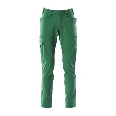 Mascot werkbroek met dijbeenzakken | 18279-511 | 03-groen