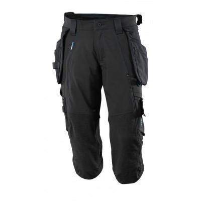 Foto van Length Trousers, holster pockets, str. Zwart