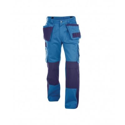 Dassy broek SEATTLE | 200428 | korenblauw/marineblauw
