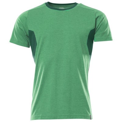 Mascot 18392-959 T-shirt gras groen/groen