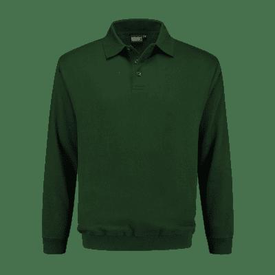 Foto van Indushirt PSO 300 (OCS) Polosweater groen