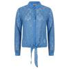 Afbeelding van Esqualo blouse SP21.30013 blue