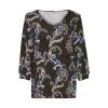 Afbeelding van Fransa t-shirt 20608500 - black mix