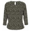 Afbeelding van Gafair blouse Sophie groen
