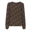 Afbeelding van Fransa blouse 20608590 - black mix