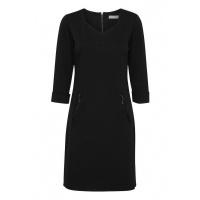 Fransa jurk 20607920 - black