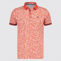 Blue industry polo kbis19-m71 red