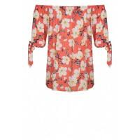 Esqualo blouse hs19.14208 print